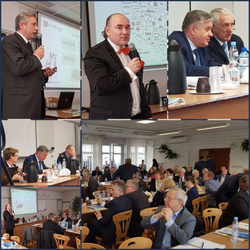 Inventage na konferencji Krajowego Związku Spółdzielni Mleczarskich