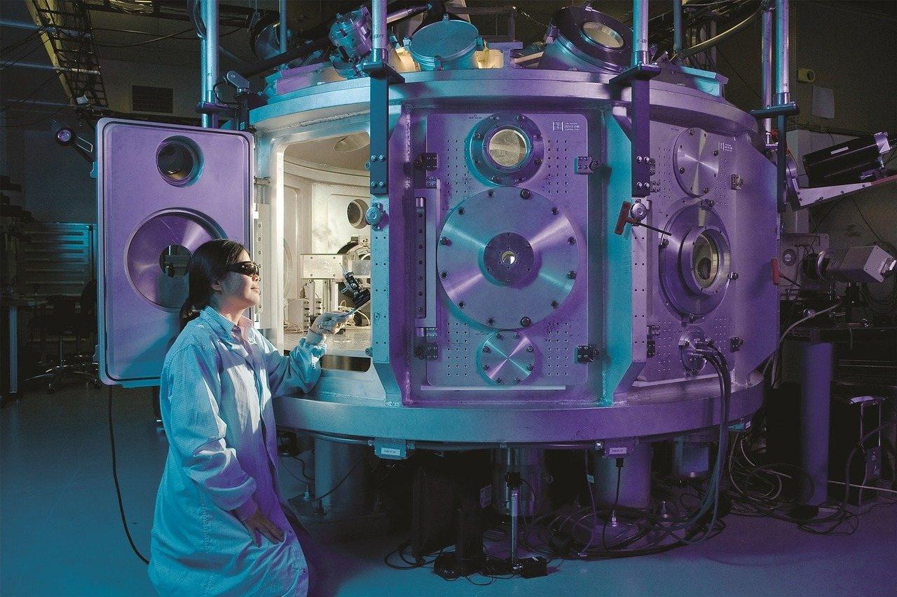 Naukowiec, robotyka